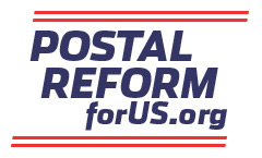 Postal Reform for US